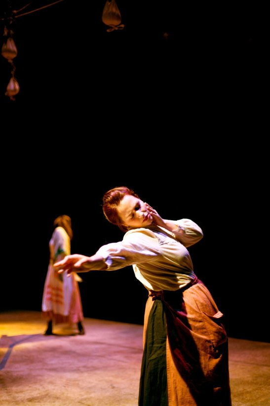Rogue's Dance (photograph by Matthew Benyo)