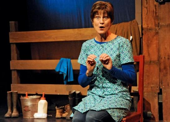 Coming of Age in Chore Boots (Riverside Theatre)